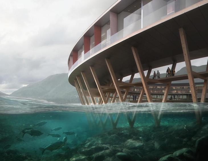 SVART in Norway - hotel concepts