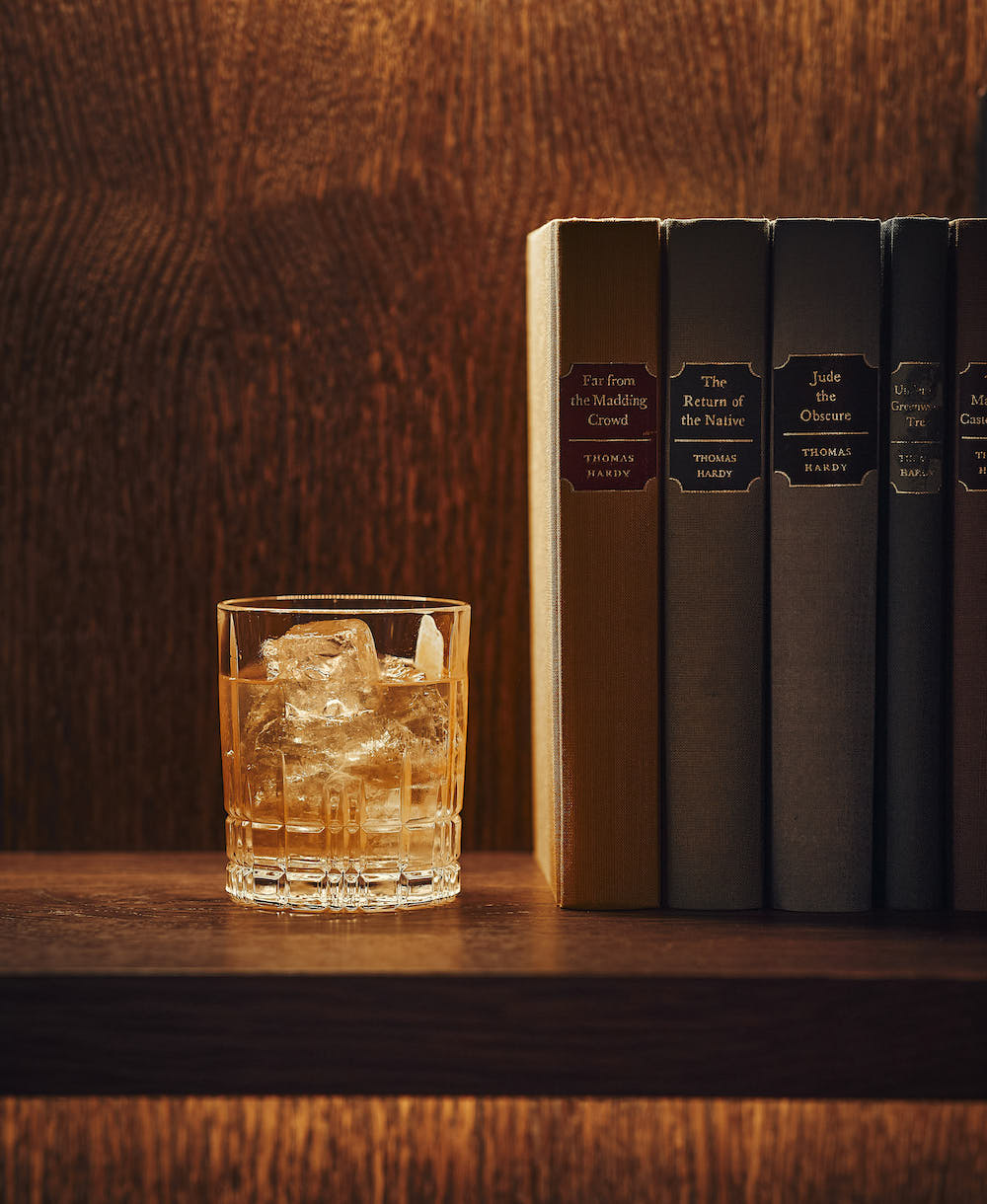 Image caption: Even the bar has links to fellows. Each cocktail has been named after – and in honour of – a fellow of Cambridge. | Image credit: The Fellows House