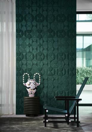 Arte X Moooi wallcoverings