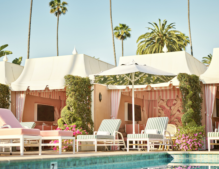 Beverly Hills Hotel Cabanas.Champalimaud Design (1)
