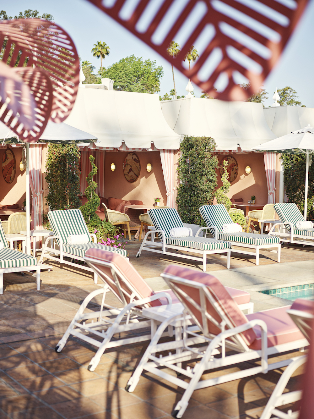 Beverly Hills Cabana
