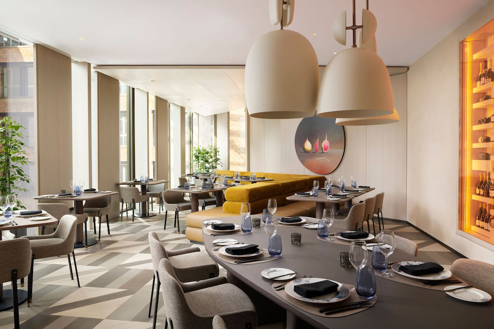 Straits Kitchen in Pan Pacific London