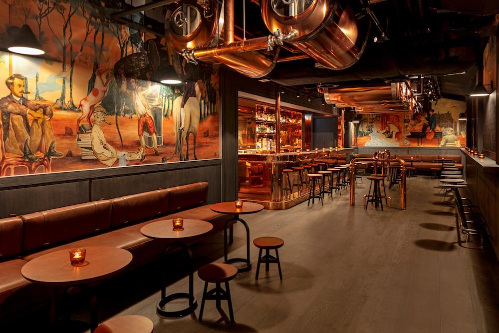 The Londoner_Joshua's Tavern_CREDIT Andrew Beasley (4)