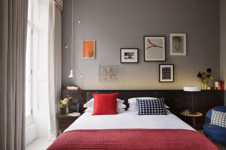 Bedroom at The Laslett