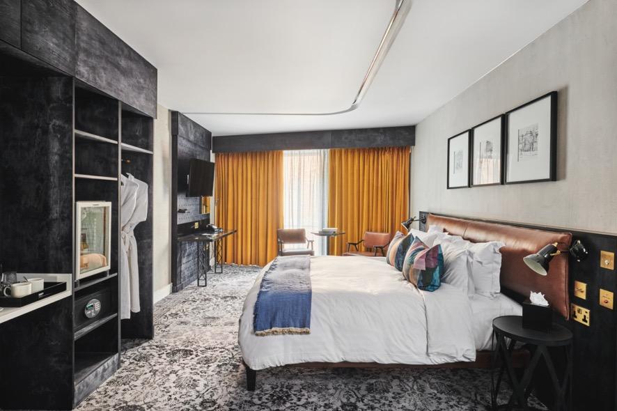 Accessible Guestroom at Hotel Brooklyn