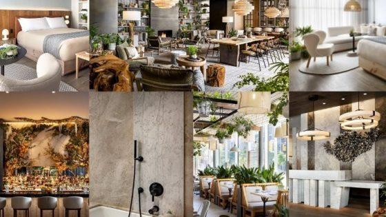 1 Hotel Toronto - collage