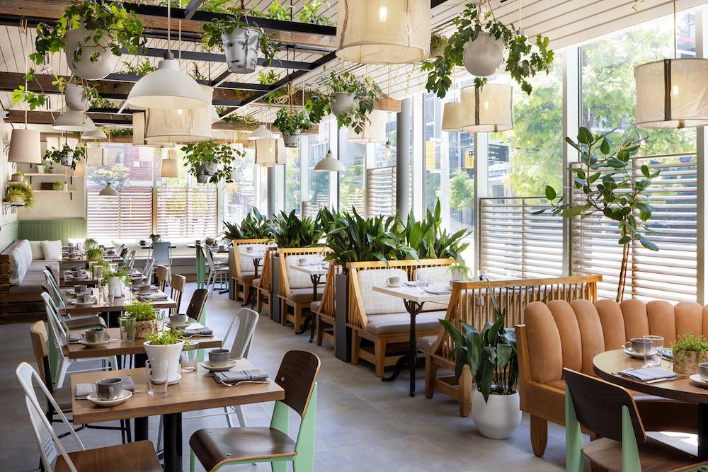 Hotel Designs | Kitchen F&B area inside 1 Hotel Toronto