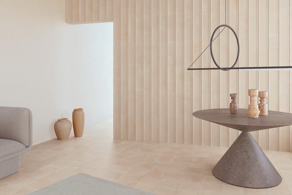 Hotel Designs | Minimalist design of room with tonal design scheme