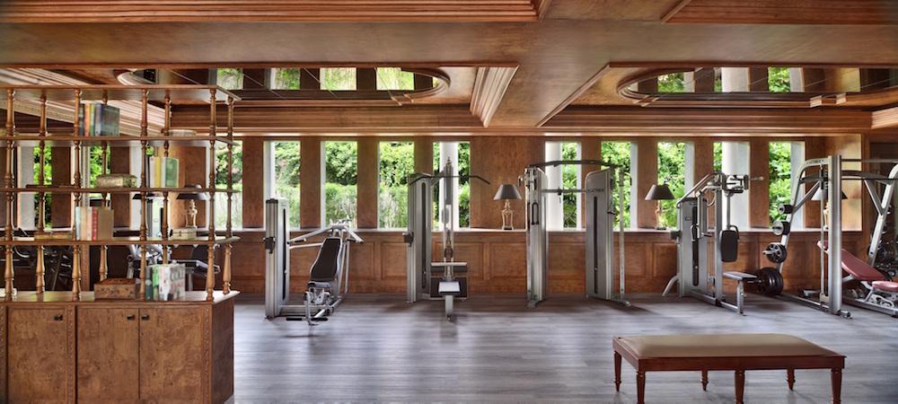 Gym, Raffles Udaipur