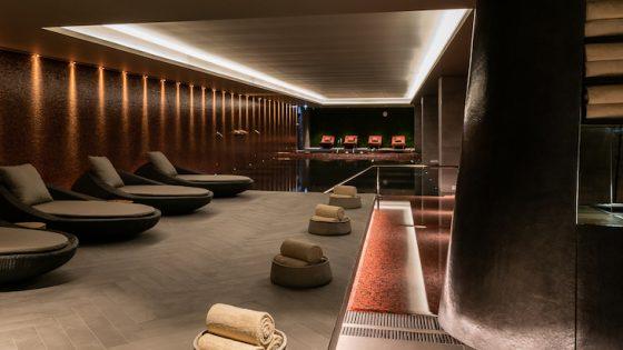 Hotel Design | Hilton hotel in Porto - a contemporary spa