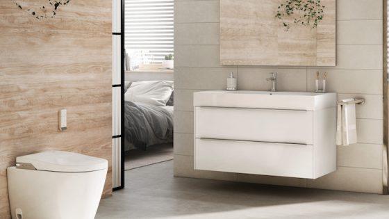 Modern bathroom | In-Wash In-Tank ROCA