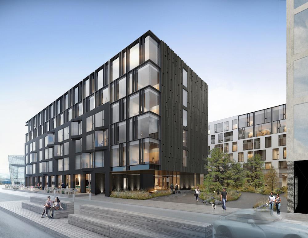 The Reykjavik EDITION_Exterior